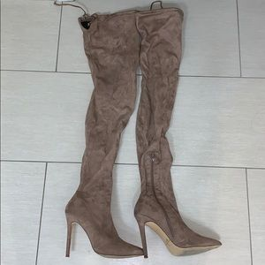 Lilianashoes over the knee high boots